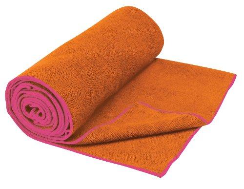 Gaiam Yoga Mat Towel Review